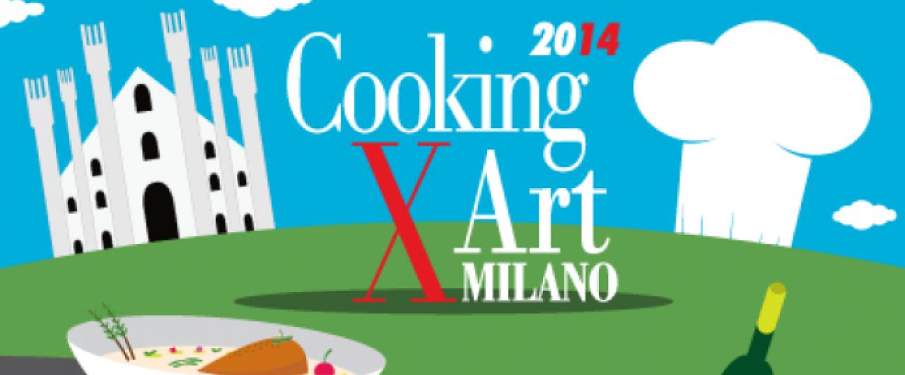 Cooking for art: debutta a Milano la qualità a prezzi ragionevoli