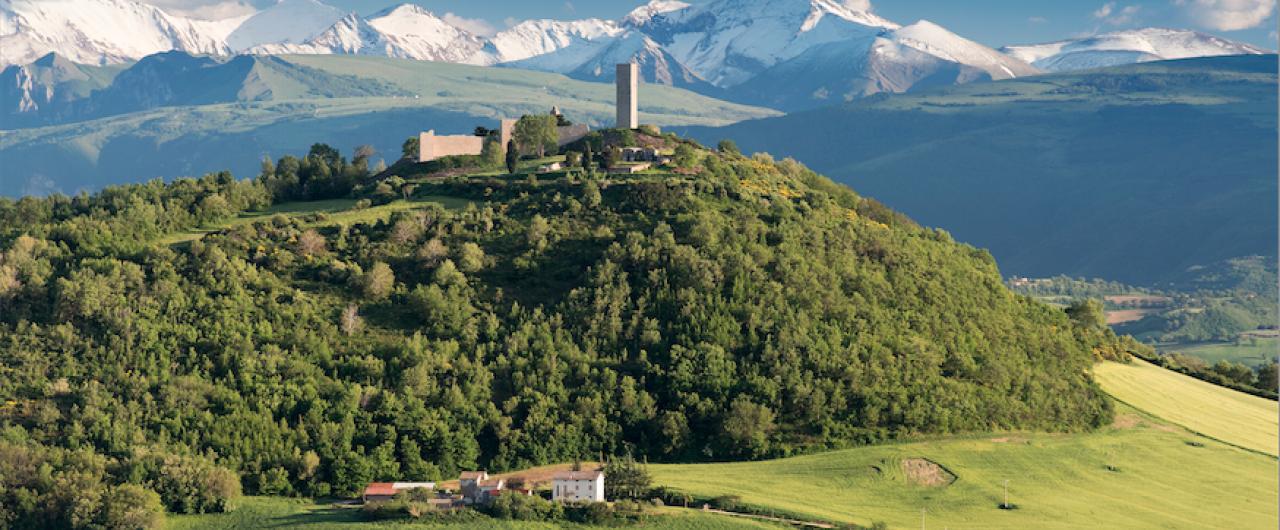 Il giro d'Italia in venti fotografie eccezionali (più una)