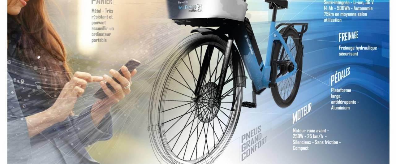 A Parigi si potrà noleggiare una bici elettrica a 40 euro al mese