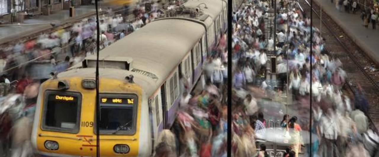 Parole in viaggio. Ritratto di Mumbai