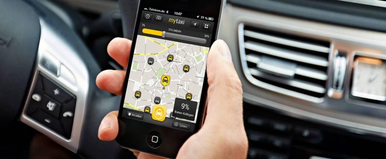 MyTaxi, la app che rivoluziona le autopubbliche