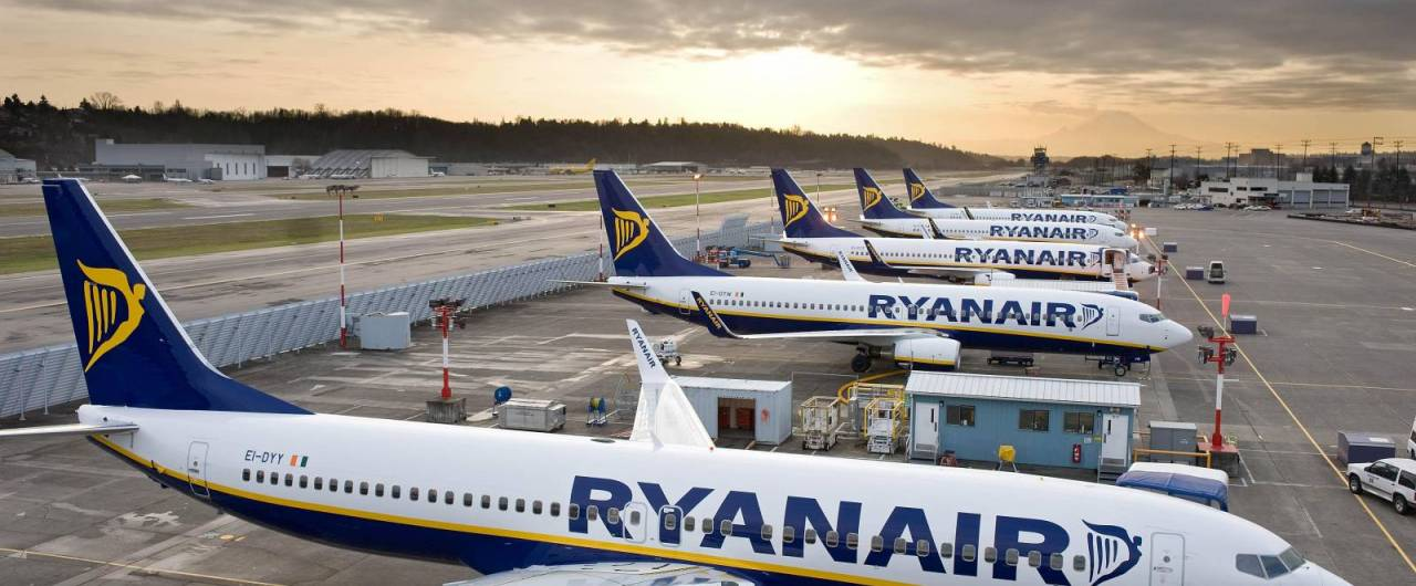Ryanair sbarca a Malpensa