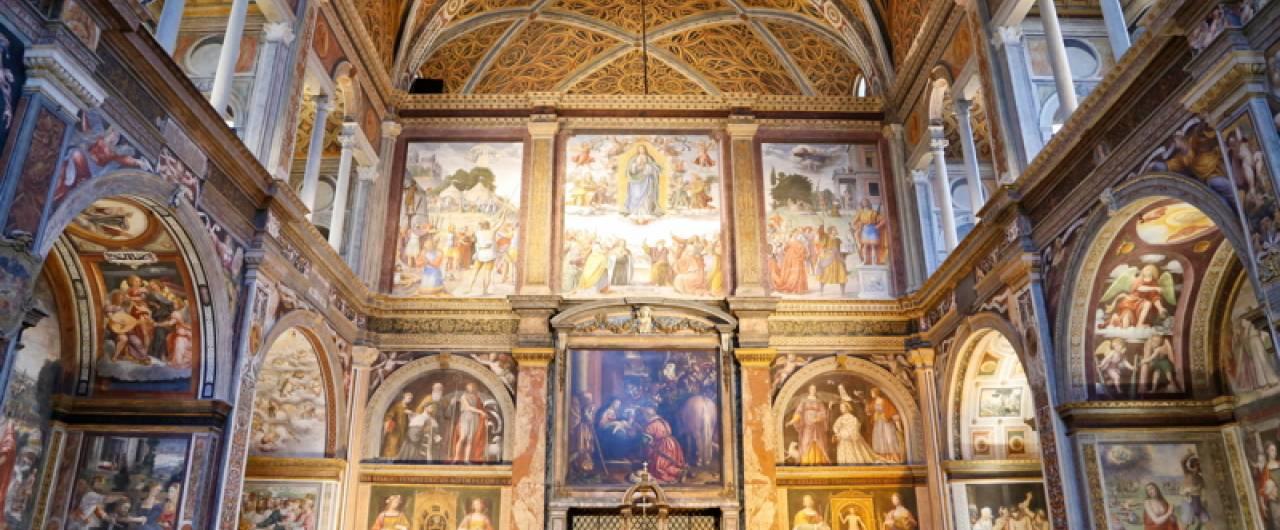 San Maurizio, un capolavoro rivelato nel cuore di Milano