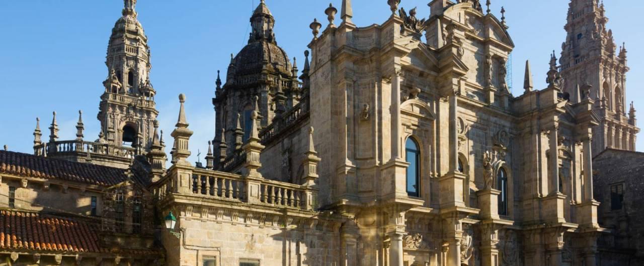 In cammino verso Santiago di Compostela, sulla Via de la Plata/12 - Da Lavacolla a Santiago de Compostela