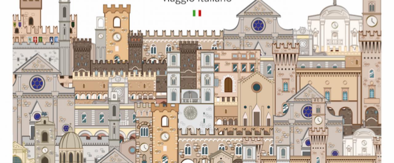 """A Roma la mostra """"Borghi-Viaggio Italiano"""""""