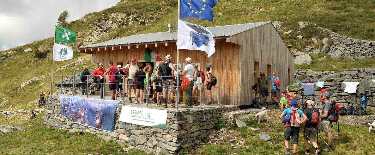 Inaugurati due nuovi rifugi sulle montagne piemontesi e lombarde