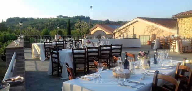 Il Ciliegio, Monteriggioni, mangiare, Ristorante | Touring Club