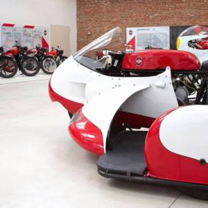 Non solo Vespa: il Museo Piaggio cresce e si rinnova
