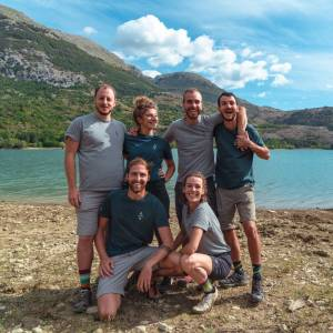 Va' Sentiero riparte: i sei ragazzi pronti a scoprire l'ultima parte del Sentiero Italia