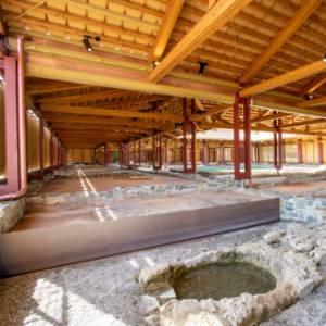 Ad Aquileia, in Friuli Venezia Giulia, torna in vita una straordinaria domus di età romana
