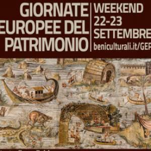 Il 22 e 23 settembre le Giornate europee del Patrimonio. Insieme al Tci