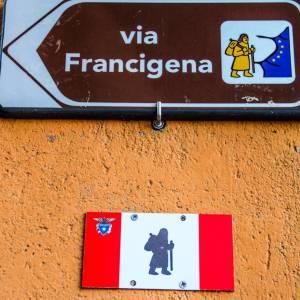 Via Francigena, ecco la nuova app ufficiale per pellegrini e camminanti smart