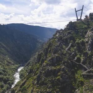 In Portogallo inaugurato 516 Arouca, il ponte pedonale sospeso più lungo al mondo