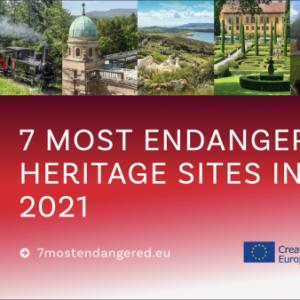 I monumenti più minacciati d'Europa: segnala il tuo!
