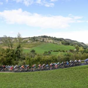 Il Giro del Touring 2020, tappa 12. Poesie, mitici bar e ancora Ecuador sulle colline intorno a Cesenatico