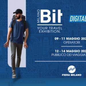 La BIT 2021 si fa digitale. Anche il Touring protagonista