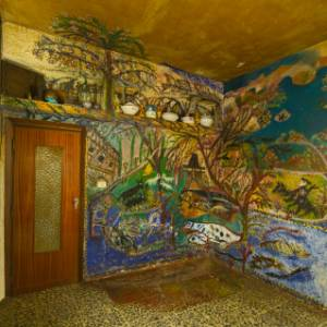 L'arte visionaria di Bonaria Manca, la pittrice pastora
