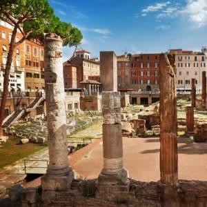 A Roma l'Area sacra di Largo Argentina sarà restaurata grazie a Bulgari