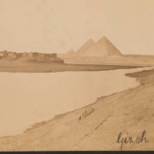 A Roma una straordinaria mostra con le foto dell'Archivio Tci. Protagonista, l'Egitto di fine Ottocento