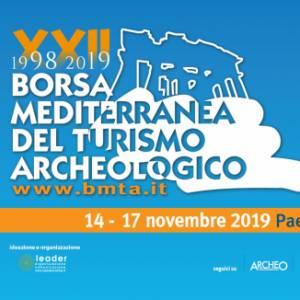 Anche il Touring alla XXII Borsa Mediterranea del Turismo Archeologico