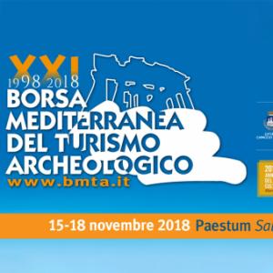 Anche il Touring alla XXI Borsa Mediterranea del Turismo Archeologico