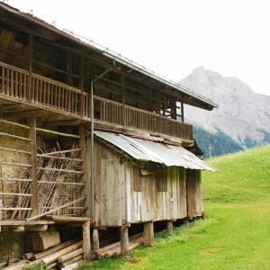In camper in Carnia, quella splendida solitudine