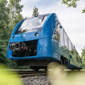 In Germania il primo treno al mondo a idrogeno