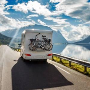 Estate in camper in Italia: otto itinerari da non perdere