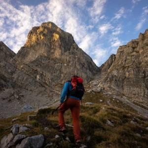 Va' Sentiero, capitolo 15. Tra il Piemonte e la Liguria, dove finiscono le Alpi