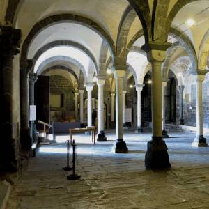 La chiesa inferiore di San Giovanni di Prè a Genova svelata dai Volontari di Aperti per Voi