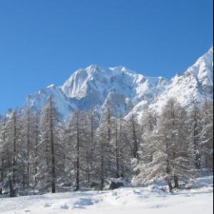 Dieci escursioni con le ciaspole in Valle d'Aosta