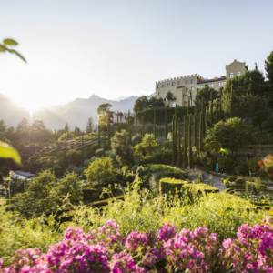 I primi 20 anni dei Giardini di Castel Trauttmansdorff, in Alto Adige