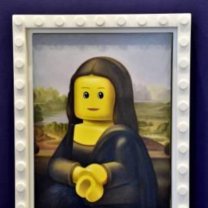A Milano l'arte e il mondo secondo Lego