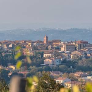 Le sorprese di Montaione, in Toscana
