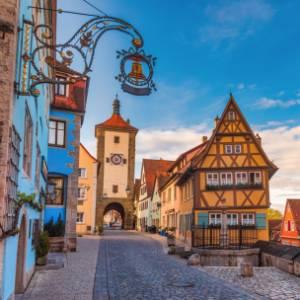 Tre luoghi da vedere in Germania nel 2020