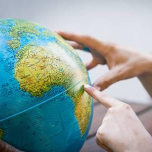 E a voi, piace la geografia?