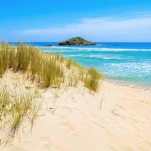 """Sardegna: le dune di Chia """"salvate"""" grazie agli ambientalisti"""