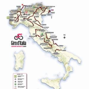 Le Voci del Giro: il Touring racconta storie e territori del Giro d'Italia 2021