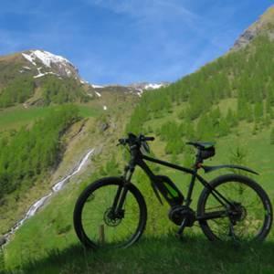 Dove andare in bicicletta nel Parco nazionale del Gran Paradiso