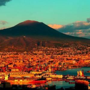 Il Vesuvio, attrazione universale al Punto Touring