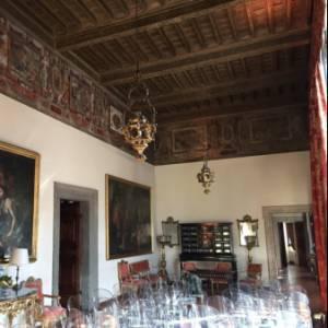 Nuove aperture per Palazzo Borromeo a Roma, grazie ai Volontari del Touring Club Italiano