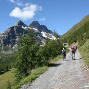 I sentieri dell'Alta Valtellina mappati su Google Street View