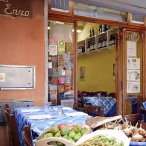 È a Trastevere la trattoria che celebra sua maestà il pecorino e i piatti della cucina tradizionale romana