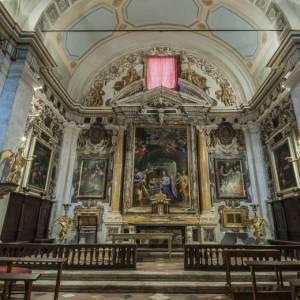 A Siena, una preziosa chiesa aperta grazie ai Volontari Touring