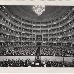Le immagini di Milano dall'Archivio Touring protagoniste di un'iniziativa del Corriere della Sera sul dialetto meneghino