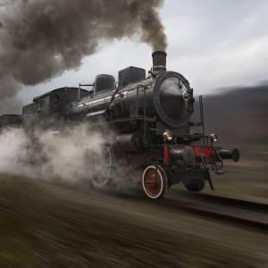 In treno a vapore verso i laghi delle Prealpi