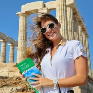 Donnavventura 2019, fra grotte e spiagge della Grecia