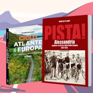 Bicicletta: due nuovi libri Touring per conoscere la storia delle due ruote e gli itinerari migliori in Europa