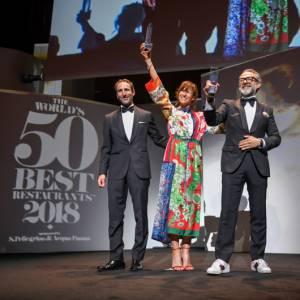 Il ristorante di Massimo Bottura è di nuovo il migliore del mondo