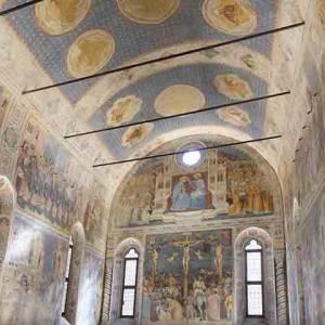 """Nuova luce per l'oratorio di San Giorgio a Padova, una """"piccola Cappella degli Scrovegni"""""""